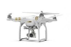 A drone similar to this one has been found