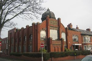 Built in 1916, the Blackpool United Hebrew Synagogue was deconsecrated and closed in 2012.