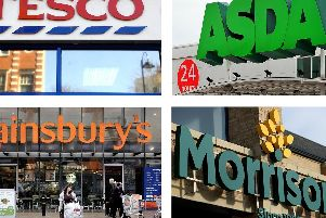 The so-called big four; Tesco, Asda, Sainsbury's and Morrisons