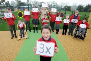 """Staff and pupils from Red Marsh School are celebrating after getting an """"outstanding"""" rating from Ofsted for the third time"""