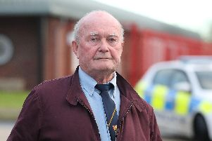 Christopher Onslow, 71, who worked at Medomsley Detention Centre in Consett, County Durham, and who has been convicted at Teesside Crown Court of the historic physical abuse of teenage inmates in the 1970s and 1980s.