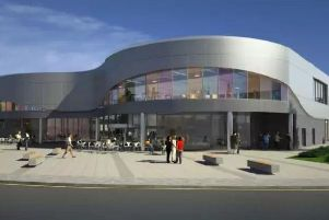 Regarding the proposed new leisure complex in Pontefract, has the council considered the impact on the town with the chosen location, the amount of traffic that will be coming through the area and the amount of pollution?