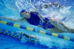 The national Swimathon will take place this weekend.