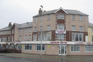Pervert Patrick Downey lied about his past to get a management job at Blackpool's Henson Hotel