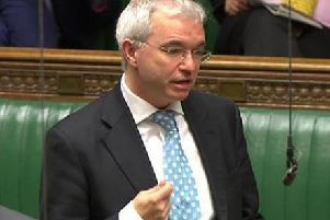 Fylde MP Mark Menzies
