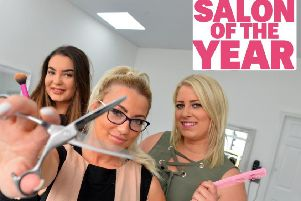 We have launched our Salon of the Year competition