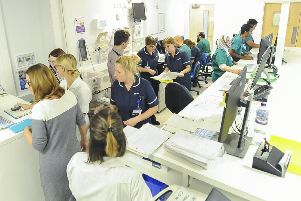 Fewer EU nationals are joining the workforce at Blackpool Victoria Hospital