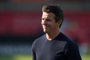 """Fleetwood Town manager Joey Barton has accused Accrington Stanley as being """"disrespectful"""""""