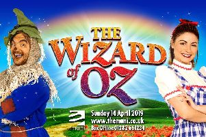 The Wizard of Oz is heading to the Muni Theatre.