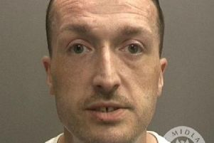 Photo issued by West Midlands Police of James Dempsey