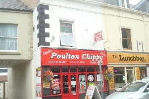 Fast food takeaway Poulton available either freehold or leasehold
