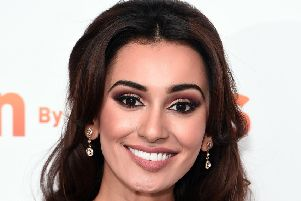 Shila Iqbal attending the Eaten By Lions UK premiere at The Courthouse Hotel on March 26, 2019 in London, England. (Photo by Eamonn M. McCormack/Getty Images)