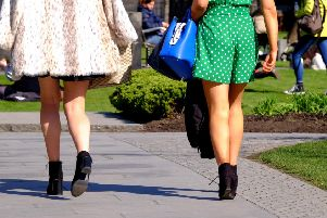 Upskirting has been made illegal