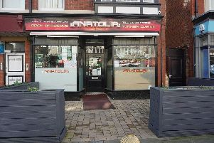 This full equipped restaurant in St Annes town centre is on the market for 44,995