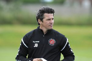 Fleetwood Town boss Joey Barton is under investigation over an incident at Barnsley on Saturday