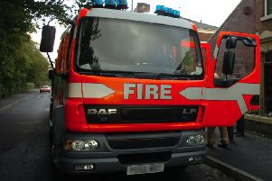 Lancashire Fire and Rescue Service assisted