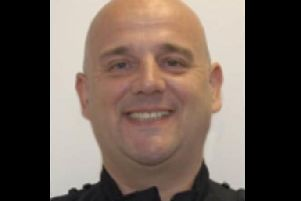 Pc David Myers. Picture: Cleveland Police.