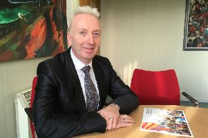 Hartlepool Borough Council Leader Councillor Christopher Akers-Belcher