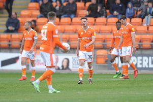It was another bad day at the office for Blackpool