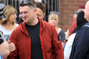 Tommy Robinson will hold a election rally in Blackpool tomorrow.