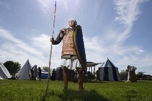 Historia Normanis will take you on a journey through time back to the 12th century during the Ormskirk Medieval Festival