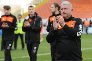 Terry McPhillips reflected on a rollercoaster season at Blackpool