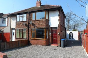 Take a look inside this spacious three-bed semi-detached house on the market for 100,000