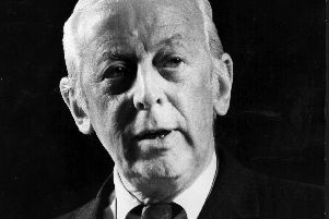 English journalist and broadcaster Alistair Cooke (Photo by Central Press/Getty Images)
