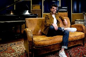 Netherlands candidate for Eurovision Song Contest 2019 - Duncan Laurence (SANDER KONING/AFP/Getty Images)