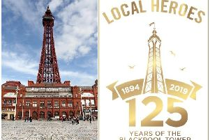 The Gazette has partnered with The Blackpool Tower to find 125 community heroes to celebrate its 125th anniversary