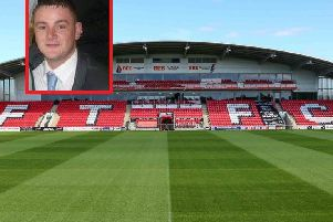 Fleetwood Town FC are hosting a memorial match for Michael Hart at Highbury Stadium.