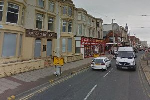 This is where the roadworks are planned for next week, according to Blackpool Council (Picture: Google Streetview)