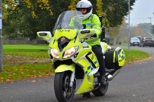 Cleveland Police and Durham Constabulary's joint motorbike unit is set to be involved in Operation Close Pass.