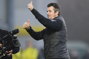 Joey Barton's first season has largely had the thumbs-up