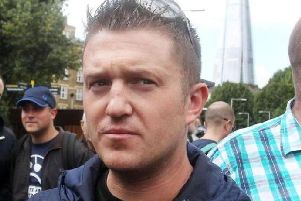 Stephen Yaxley-Lennon, known as Tommy Robinson, is expected to visit Preston on Monday, May 20 as he campaigns to become an MEP in the European Parliament.