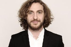Seann Walsh is live in Lincoln next week.