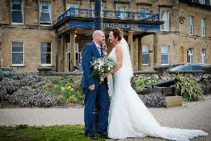 Colin and Trudy Hart. Photos: Birlow Photography
