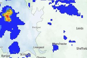 Blackpool weather forecast: This is when rain will hit Blackpool today