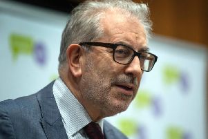 Lord Kerslake, former head of the Civil Service, who has warned that the gaps between the richest and poorest parts of the UK will widen without Government action.