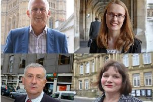 MPs Gordon Marsden, Cat Smith, Sir Lindsay Hoyle and Julie Cooper