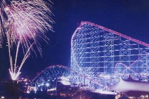 The enormous structure had already changed the Blackpool skyline and now it was set to give a huge boost to tourism of the resort. And it didnt disappoint.