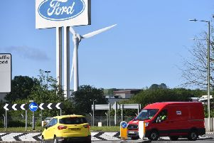 Ford's Bridgend site
