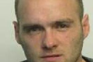 Convicted killer Thomas Parkinson was on the run from prison when he went for a McDonalds with a drunk friend