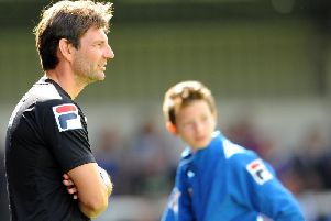 Beech started his career at Bloomfield Road