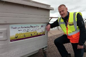 Jez Evans, head of waste and environmental operations at Blackpool Council
