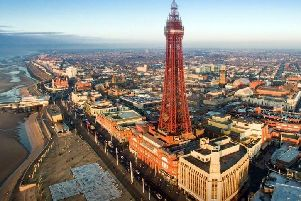 Blackpool's start to the tourist season is something to write home about