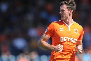 Heneghan made 49 appearances for Blackpool last season