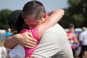 Men can enter Race for Life