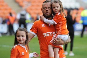 Jay Spearing is thinking about his long-term future with a third child on the way
