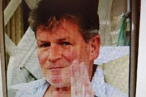 Stephen Lavelle is missing from his home.